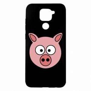 Xiaomi Redmi Note 9 / Redmi 10X case % print% Pig