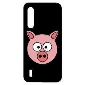 Xiaomi Mi9 Lite Case Pig
