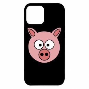 iPhone 12 Pro Max Case Pig
