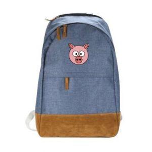 Miejski plecak Świnia
