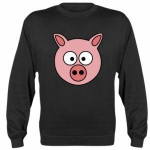 Bluza (raglan) Świnia