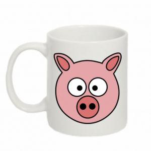 Mug 330ml Pig