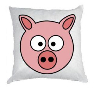 Poduszka Świnia
