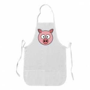 Fartuch Świnia