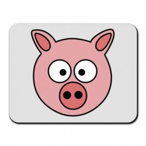 Mouse pad Pig