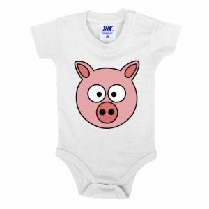 Body dla dzieci Świnia