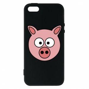 iPhone 5/5S/SE Case Pig