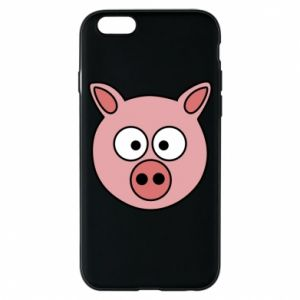 Phone case for iPhone 6/6S Pig