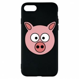 Phone case for iPhone 7 Pig