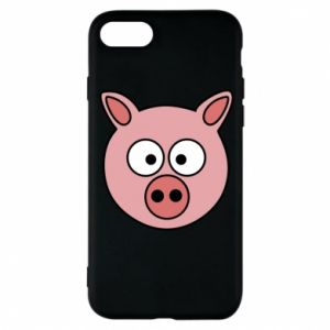 Phone case for iPhone 8 Pig