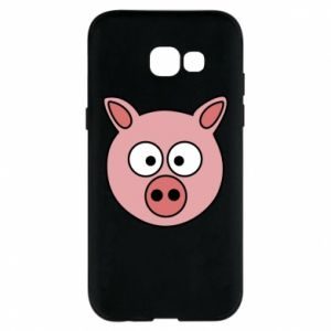Phone case for Samsung A5 2017 Pig