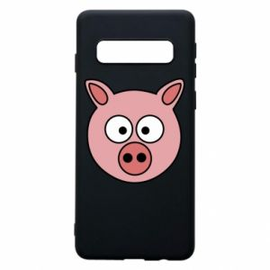 Phone case for Samsung S10 Pig