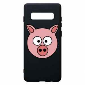 Phone case for Samsung S10+ Pig