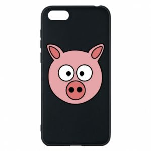 Phone case for Huawei Y5 2018 Pig