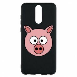 Etui na Huawei Mate 10 Lite Świnia