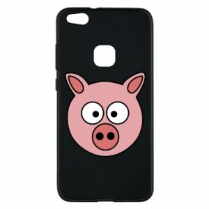 Phone case for Huawei P10 Lite Pig