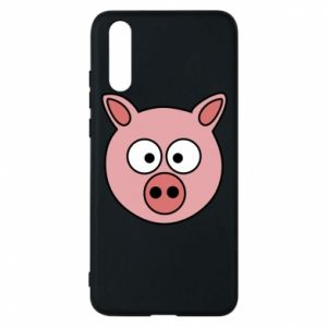 Phone case for Huawei P20 Pig