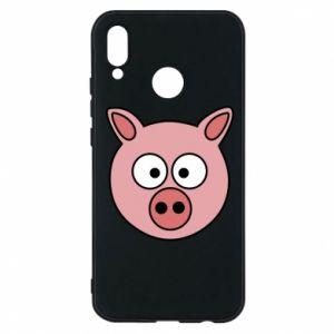 Etui na Huawei P20 Lite Świnia