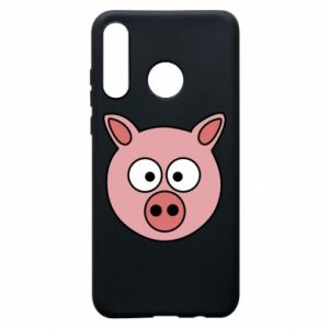 Phone case for Huawei P30 Lite Pig