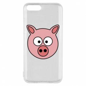 Etui na Xiaomi Mi6 Świnia
