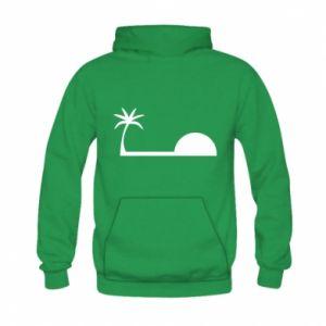 Kid's hoodie Sunrise