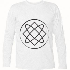 Koszulka z długim rękawem Symbol miłości, piękna, macierzyństwa