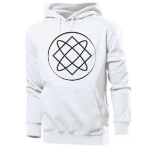 Men's hoodie Symbol of love, beauty, motherhood