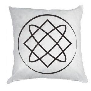 Poduszka Symbol miłości, piękna, macierzyństwa