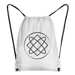 Plecak-worek Symbol miłości, piękna, macierzyństwa
