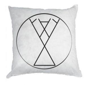 Poduszka Symbol radości, miłości, życia