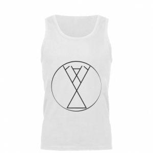 Męska koszulka Symbol radości, miłości, życia