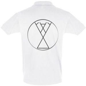 Koszulka Polo Symbol radości, miłości, życia