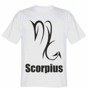 T-shirt Scorpio Symbol
