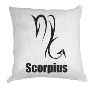 Poduszka Symbol Skorpiona
