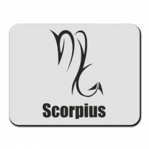 Podkładka pod mysz Symbol Skorpiona