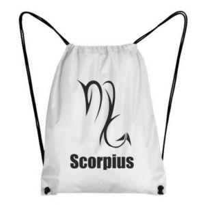 Plecak-worek Symbol Skorpiona