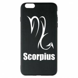 Etui na iPhone 6 Plus/6S Plus Symbol Skorpiona