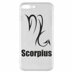 Etui na iPhone 7 Plus Symbol Skorpiona