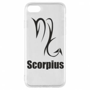 Etui na iPhone 8 Symbol Skorpiona