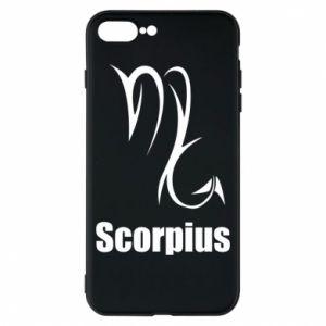 Etui na iPhone 8 Plus Symbol Skorpiona