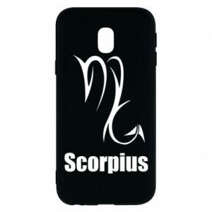 Etui na Samsung J3 2017 Symbol Skorpiona