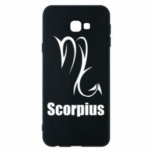 Etui na Samsung J4 Plus 2018 Symbol Skorpiona