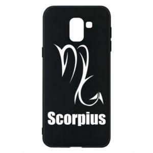 Etui na Samsung J6 Symbol Skorpiona