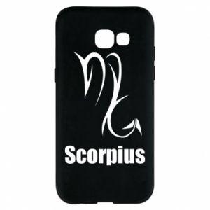 Etui na Samsung A5 2017 Symbol Skorpiona