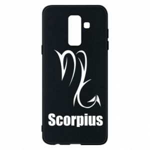 Etui na Samsung A6+ 2018 Symbol Skorpiona
