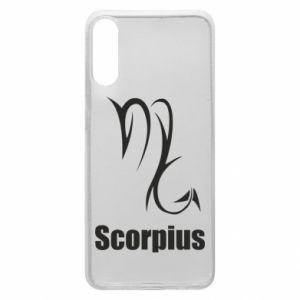 Etui na Samsung A70 Symbol Skorpiona