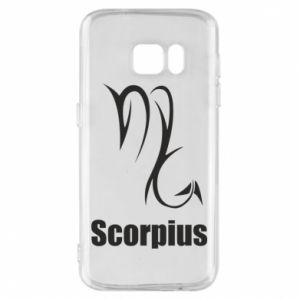 Etui na Samsung S7 Symbol Skorpiona