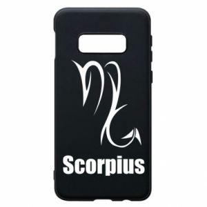 Etui na Samsung S10e Symbol Skorpiona