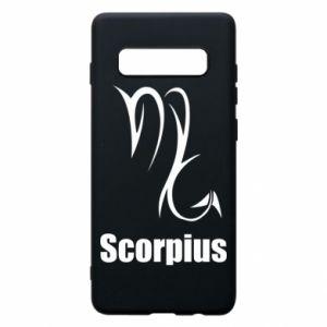 Etui na Samsung S10+ Symbol Skorpiona