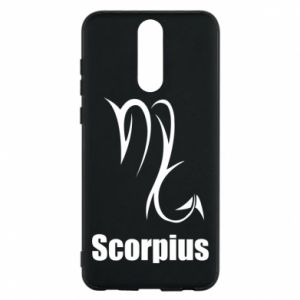Etui na Huawei Mate 10 Lite Symbol Skorpiona